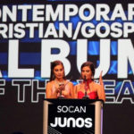 LOVECOLLIDE Earns 1st Juno