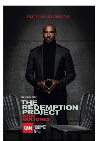 """The Redemption Project with Van Jones"" shows the transformative power of forgiveness and grace"