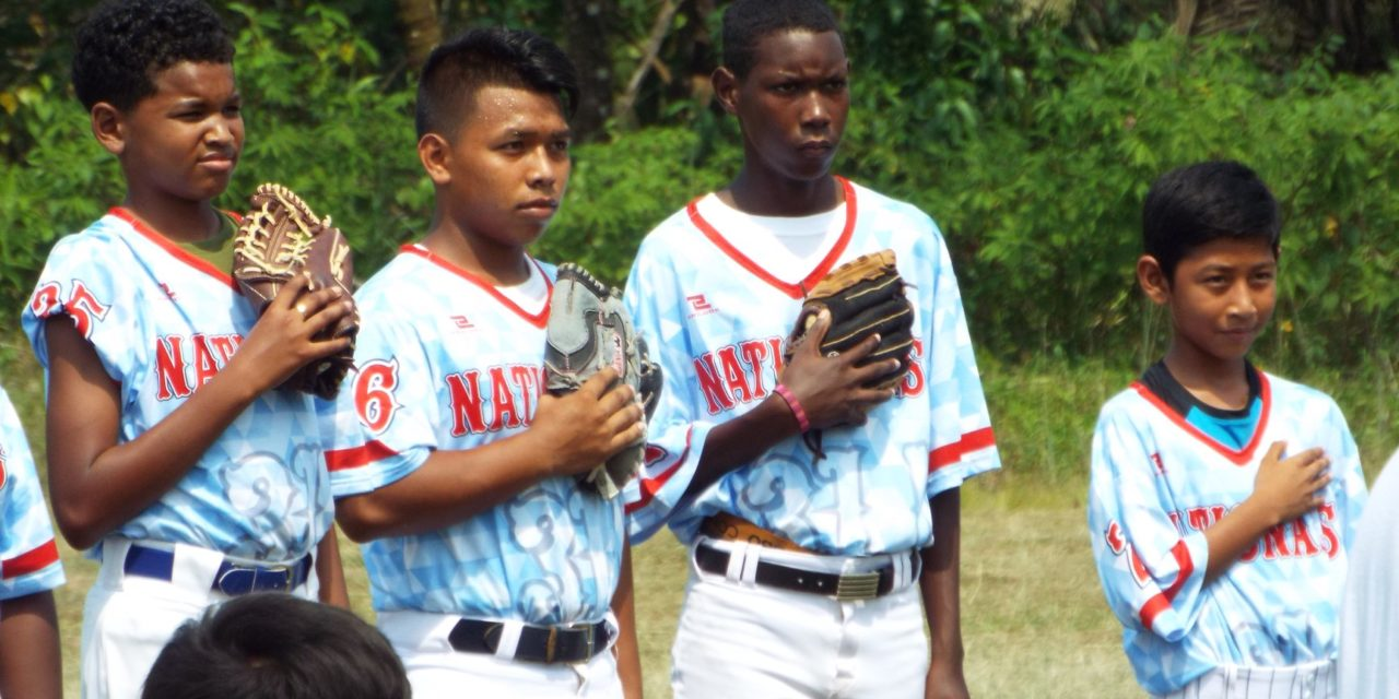 Little League Baseball comes to Belize