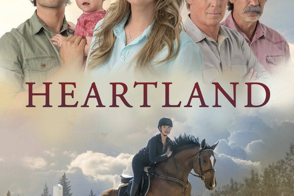 "12th Season of ""HEARTLAND"" coming July, 2019"