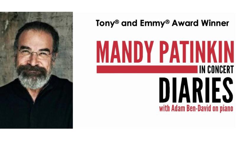 Mandy Patinkin: DIARIES