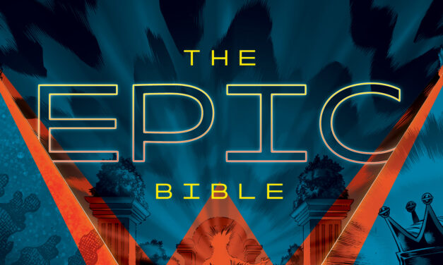 """THE EPIC BIBLE"" – The Bible in Graphic Novel format"
