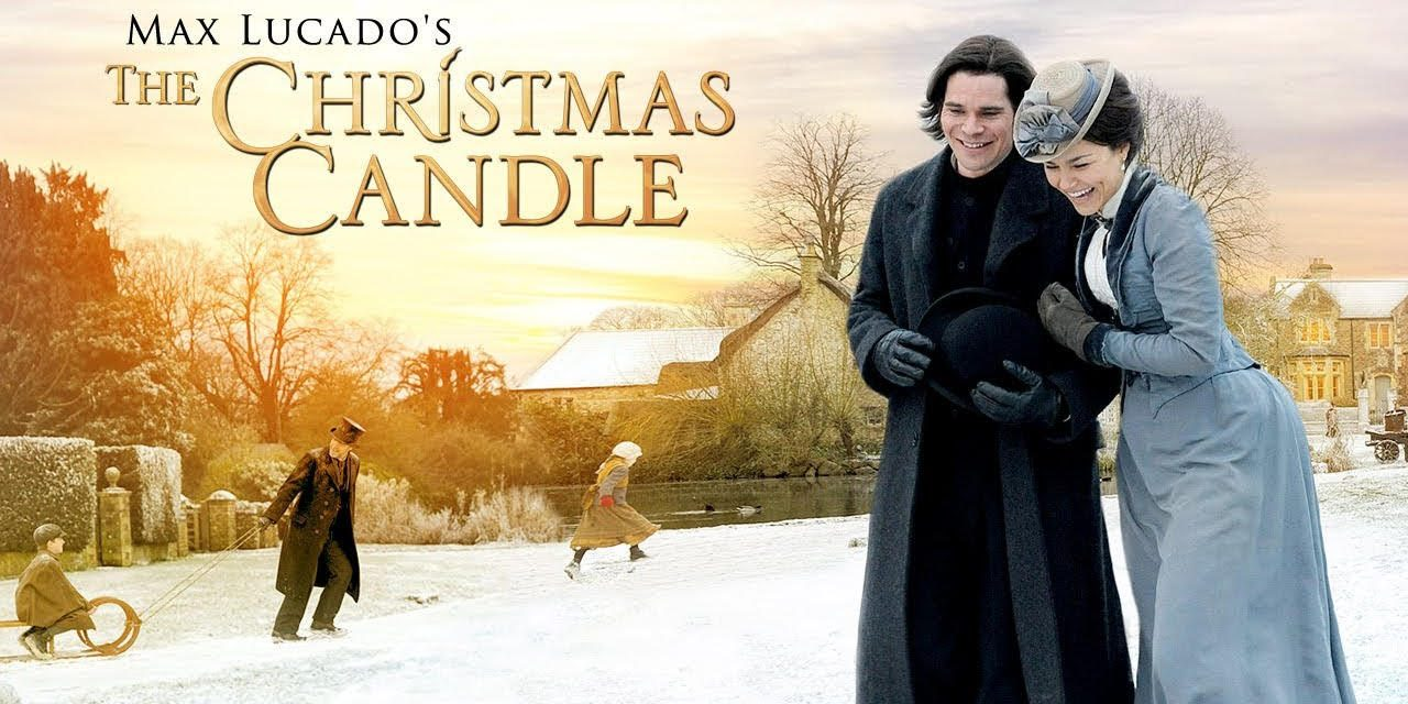 """Max Lucado's """"THE CHRISTMAS CANDLE"""" Available to Watch Free of Charge Through the Holiday Season"""