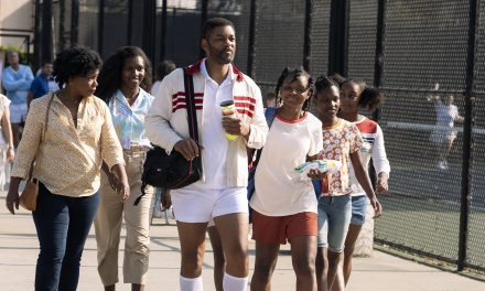 """""""KING RICHARD"""" INSPIRING STORY OF THE FAMILY OF VENUS AND SERENA WILLIAMS"""